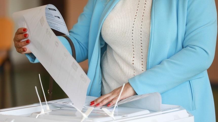 Более семи тысяч бюллетеней ЦИК признал навыборах вГосдуму недействительными