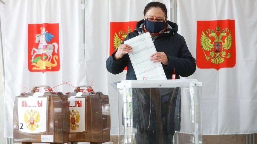 НаДальнем Востоке существенных нарушений навыборах вГДзафиксировано небыло