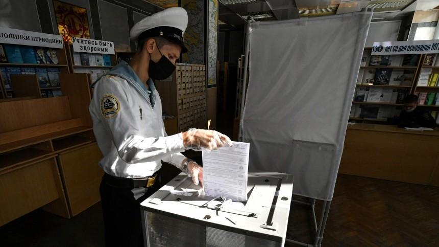 Политолог оценил первые итоги региональных выборов наДальнем Востоке