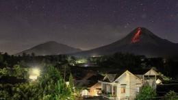 Пять тысяч человек эвакуировали из-за извержения вулкана наКанарских островах