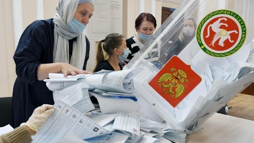 Эксперты назвали рекордно низким число сигналов онарушениях напрошедших выборах