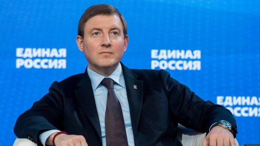 Турчак заявил оприоритете «Единой России» сохранить конституционное большинство
