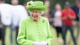 Королева Елизавета II стала прабабушкой в12-й раз