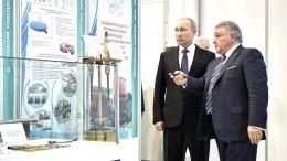 Легенде российской науки Михаилу Ковальчуку исполнилось 75 лет
