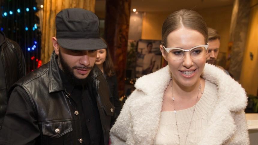 Собчак ответила Славе, назвавшей ееиТимами главными антисекс-персонами РФ