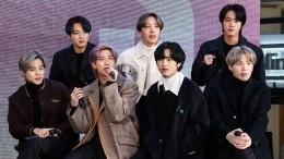 Запись речи участников группы BTS насессии ГАпобила рекорд попросмотрам наканале ООН