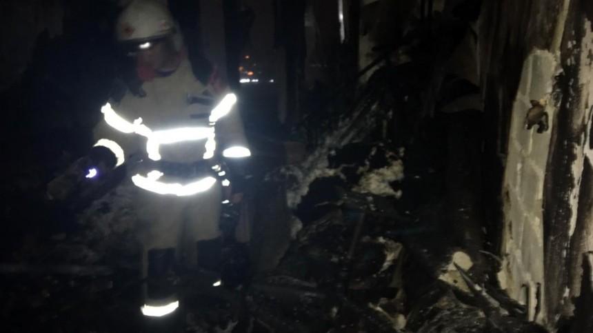 Три человека погибли при пожаре вквартире вмногоэтажке Ставрополя