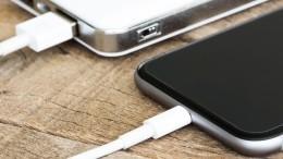 Евросоюз обяжет производителей сделать единую зарядку для всех смартфонов