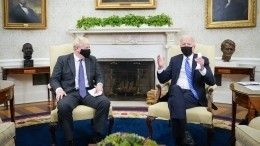 Байдена иДжонсона обвинили внасмехательстве над переговорами Генассамблеи ООН