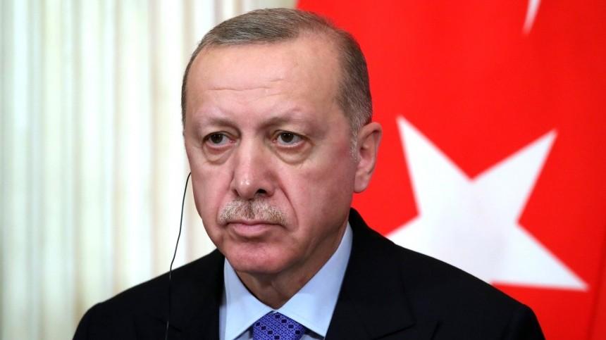 ВКрыму ответили назаявление Эрдогана об«аннексии» полуострова