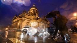 Аналитики рассказали, насколько дождливым будет октябрь вгородах-миллионниках