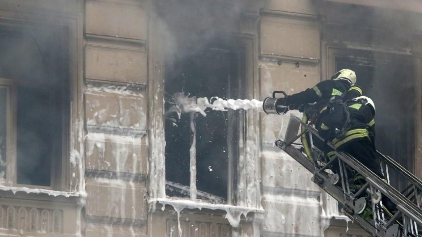 Тело женщины иеедетей-близнецов нашли всгоревшей квартире вКировграде