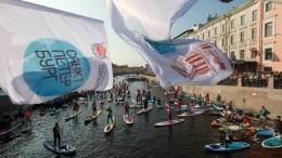 День туризма вПетербурге отметят SUP-карнавалом ипиратским квестом
