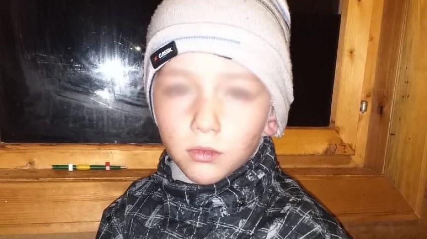 Десятилетний мальчик пропал вПетербурге подороге домой изшколы