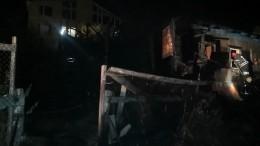 Пять человек погибли при пожаре вчастном доме вПетропавловске-Камчатском