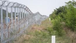 Венгрия попросила уЧехии полицейских для охраны границ Евросоюза