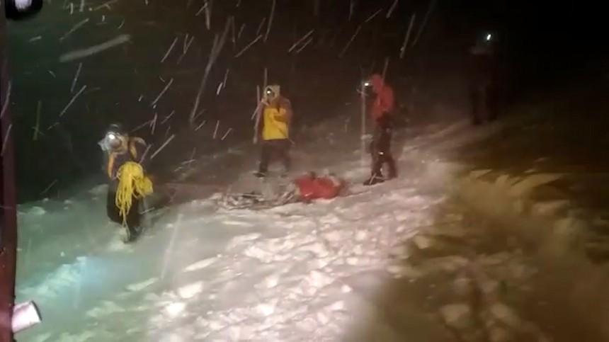 Опубликован список пострадавших альпинистов наЭльбрусе