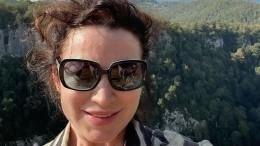 Хмельницкая решила избежать осложнений после коронавируса спомощью массажа ийоги
