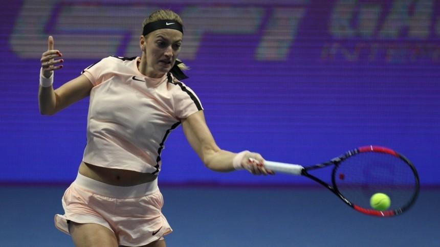 Воры вернули олимпийские медали теннисистке Весниной вместе скоробкой конфет