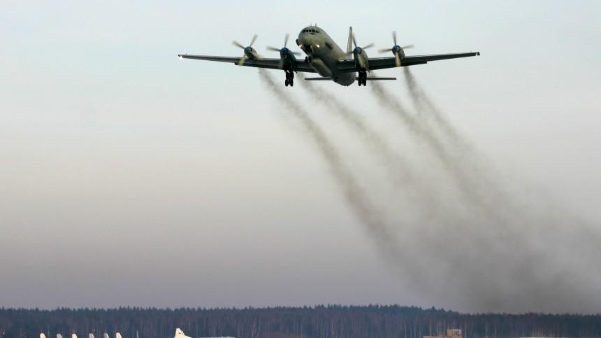 ВСУ пожаловались нанарушившие границы самолеты-разведчики РФ