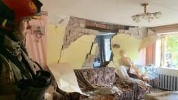 Взрыв газа разнес квартиру под Екатеринбургом, упострадавшего ожоги 40% тела