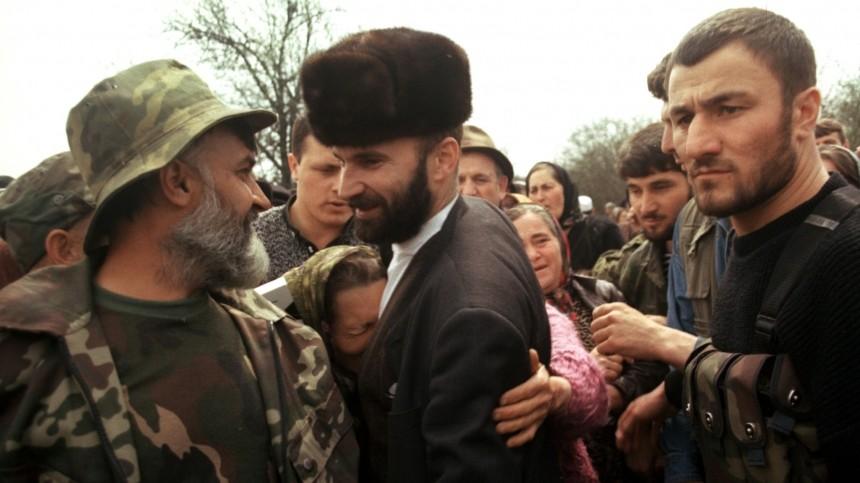 Задержаны двое боевиков избанды Басаева