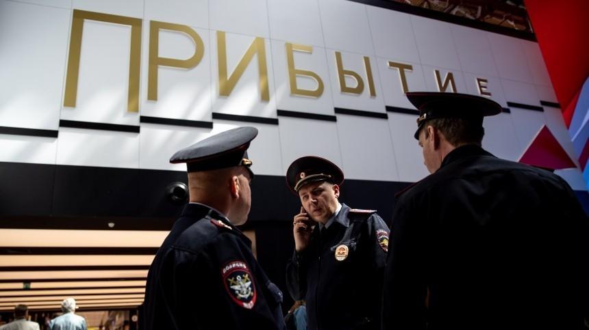 Вмосковском аэропорту задержали лишенную статуса беженца активистку Чупик
