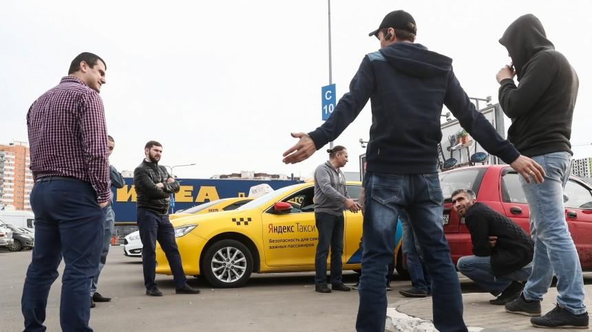ВРоссии хотят недопускать кработе незнающих дорог таксистов