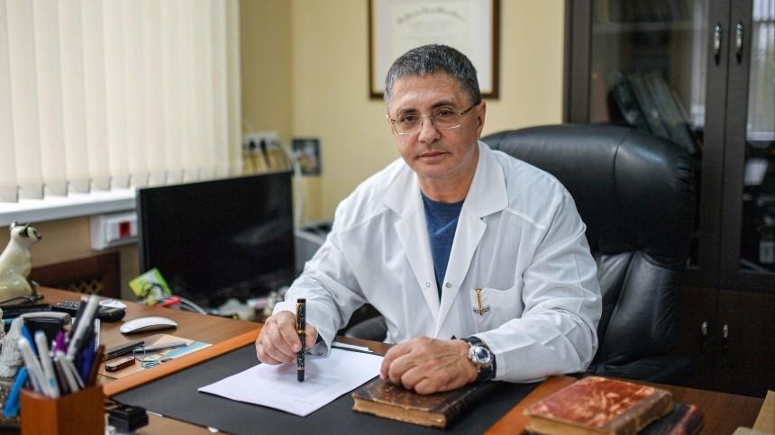 Доктор Мясников рассказал, люди скакой группой крови менее подвержены COVID-19