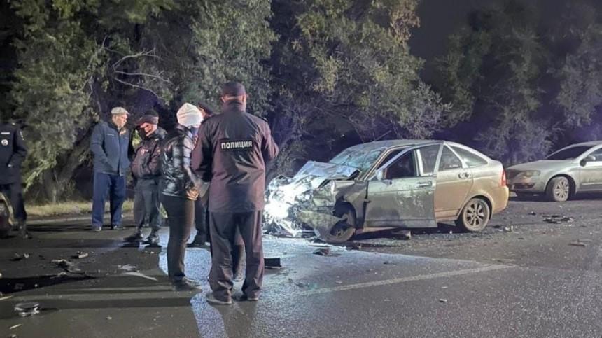 Трое молодых людей погибли ипятеро пострадали влобовом столкновении вБелове
