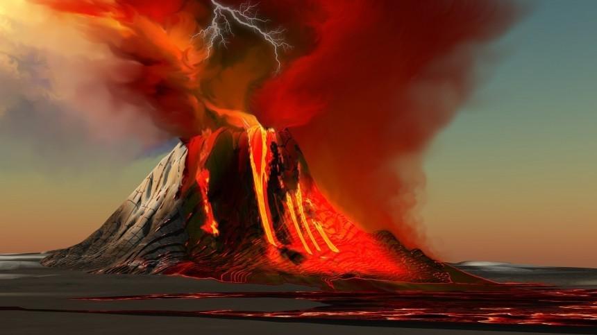 Вассерман предупредил окислотных дождях вЕвропе из-за вулкана наКанарах