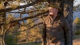 Стали известны подробности обусловиях, вкоторых Путин сШойгу отдохнули втайге