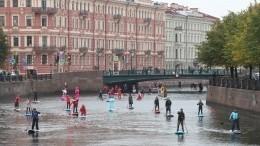Сказка наяву: Как Петербург отметил Всемирный день туризма