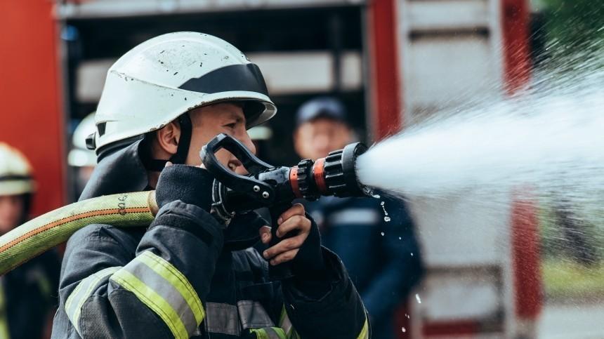 Один человек погиб при пожаре вбольнице вВоронежской области