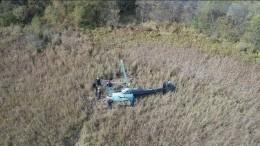 Названа предварительная причина ЧПсчастным вертолетом наКамчатке