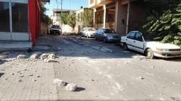 Мощное землетрясение произошло нагреческом острове Крит. Есть жертвы