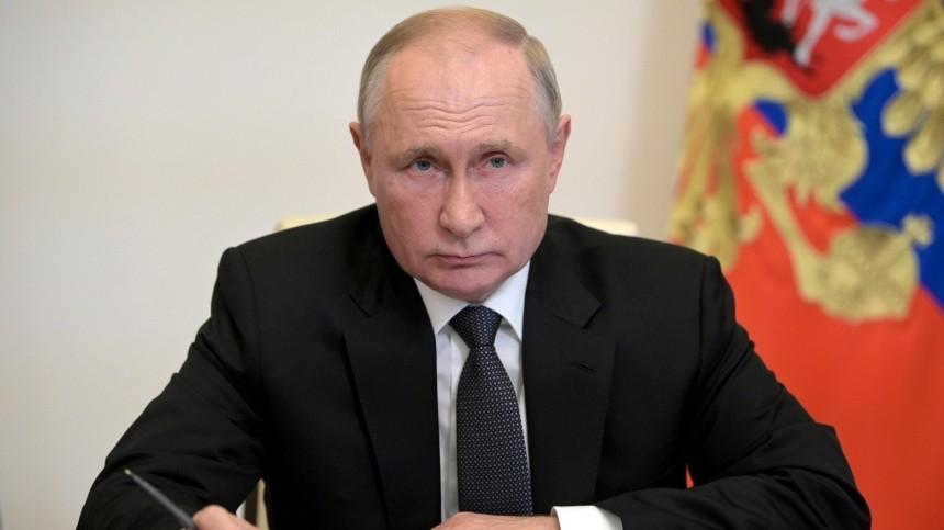 Путин встретился слидерами списка «Единой России»