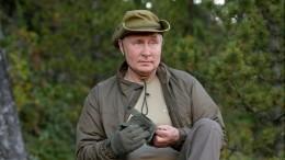 «Бессонница Байдена» впризме международной реакции натур Путина потайге