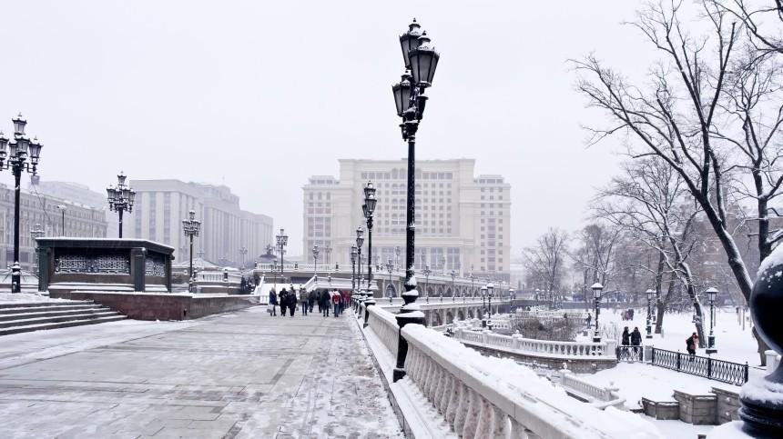 Росгидрометцентр рассказал, какую зиму стоит ожидать россиянам