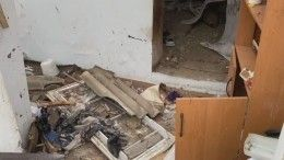 Житель Дагестана охлопке газа вдоме: «Комната, дом взорвался. 5 человек внутри»