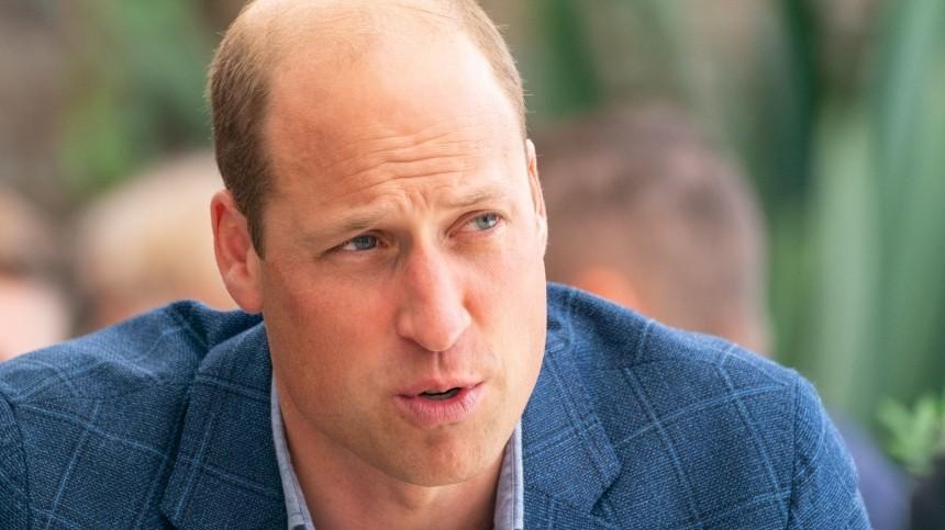 Принц Уильям выступил против крестин своей племянницы Лилибет вВеликобритании