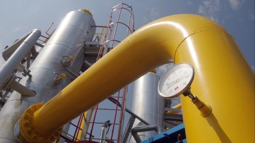Цена газа вЕвропе впервые вистории превысила тысячу долларов затысячу кубов