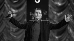 Режиссер Капков обумершем актере мюзиклов Ябчанике: «Потрясающий голос»