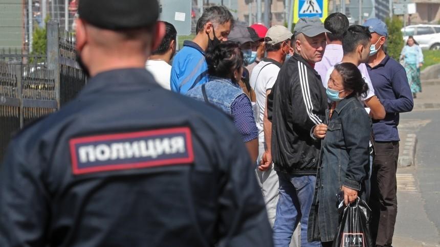 Правовой статус впандемию урегулировали вРоссии более миллиона мигрантов