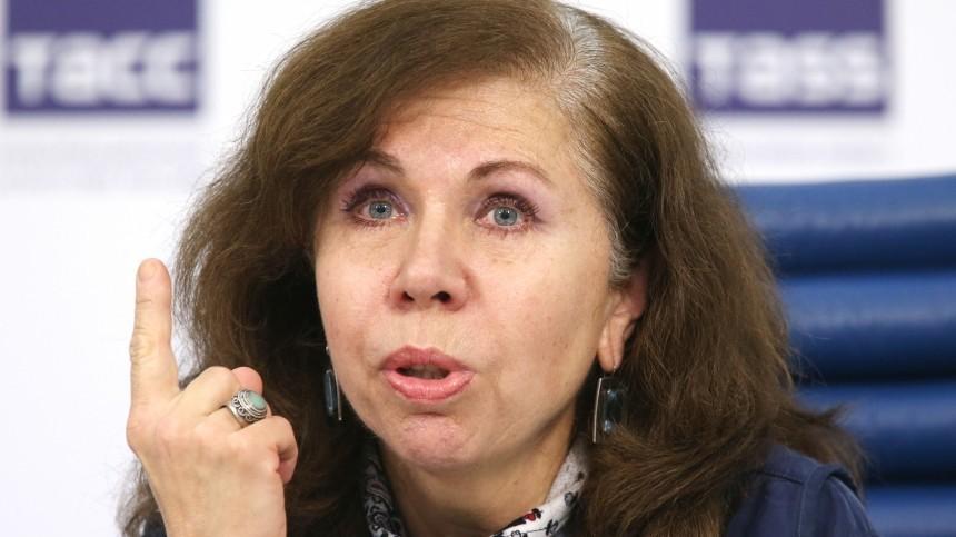 Дочери великого Папанова предложили вакансию уборщицы вТеатре Ермоловой