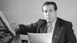 ВКремле пройдет концерт к100-летию композитора Арно Бабаджаняна