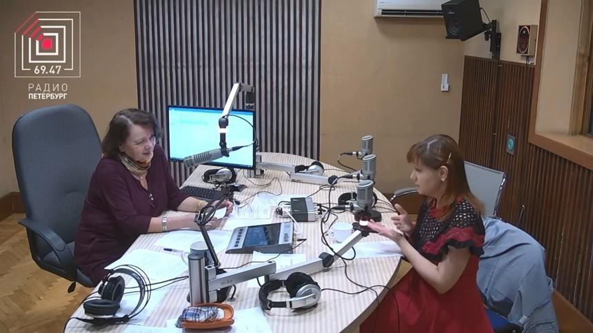 Домашниймир. Гость: бывшая солистка детского хора Радио ителевидения, певица Оксана Дроздова