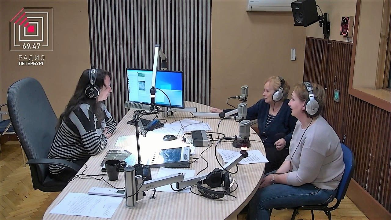 Гости дня: сотрудники Музея Хлеба Марина Яковлева иИрина Бубырь