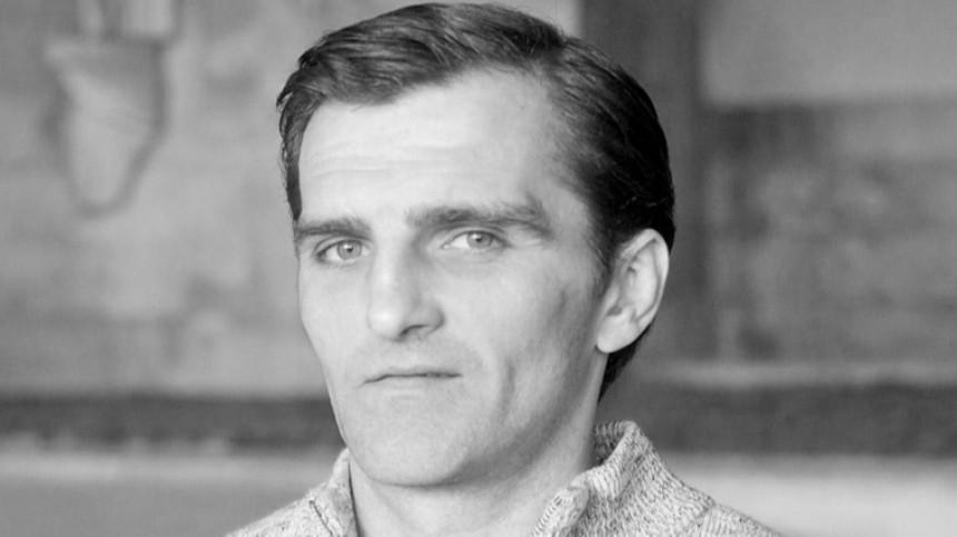 Скончался актер изсериала «Тайны следствия» Руслан Дулич