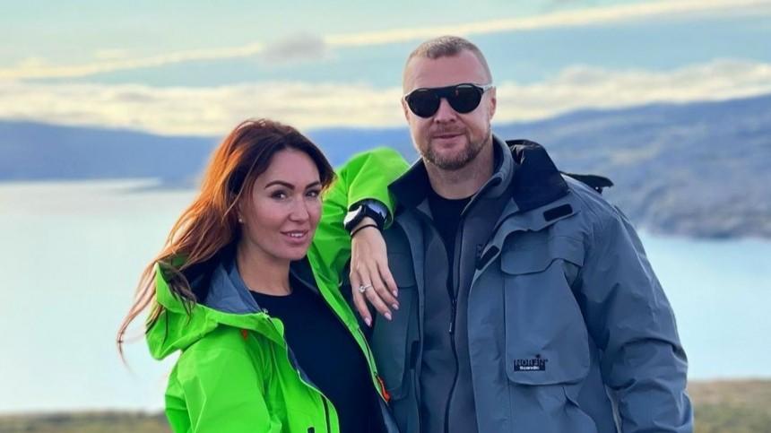 Жена Вячеслава Малафеева намекнула наугрозу развода: «Неделю неживем вместе»